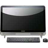 Toshiba LX830-01Q All-in-One Computer - Intel Core i5 2.60 GHz - Desktop - Silver PQQ18C-01Q00E