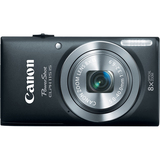 Canon PowerShot 115 IS 16 Megapixel Compact Camera - Black 8599B002