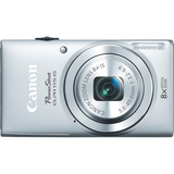 Canon PowerShot 115 IS 16 Megapixel Compact Camera - Silver 8602B002