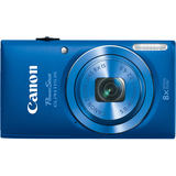 Canon PowerShot 115 IS 16 Megapixel Compact Camera - Blue 8605B002