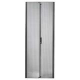 Schneider Electric NetShelter SX 48U 750mm Wide Perforated Split Doors Black