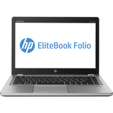 "HP EliteBook Folio D3K60UT 14"" LED Ultrabook - Intel Core i5 1.90 GHz - Platinum D3K60UT#ABL"