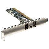 Manhattan FireWire PCI Card 167901