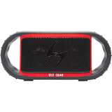 ECOXGEAR ECOXBT Speaker System - Wireless Speaker(s) - Red