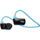 Sony Walkman NWZ-W273BLUE 4 GB Flash MP3 Player - Blue