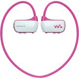 Sony Walkman NWZ-W273PNK 4 GB Flash MP3 Player - Pink