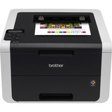 Brother HL-3170CDW LED Printer - Color - 2400 x 600 dpi Print - Plain Paper Print - Desktop