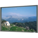 "Da-Lite Da-Snap Fixed Frame Projection Screen - 123"" - 16:10 - Wall Mount 20923"