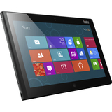 "Lenovo ThinkPad Tablet 2 36795HU 64GB Net-tablet PC - 10.1"" - In-plane Switching (IPS) Technology) - AT&T - 4G - Intel - Atom Z2760 1.8GHz - Black - 2 GB RAM - Windows 8 Pro 32-bit - LTE, HSPA, HSPA+ - Slate - 1366 x 768 Multi-touch Screen Display (LED Backlight) - Bluetooth"