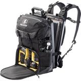 Pelican Sport Elite S130 Carrying Case (Backpack) for Notebook, Tablet, Camera, Ultrabook - Black