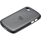 BlackBerry Q10 Soft Shell - Black (Canada) ACC-50724-101