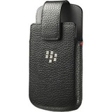 BlackBerry Carrying Case (Holster) for Smartphone - Black ACC-50879-101