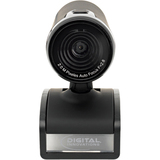 Digital Innovations ChatCam 4310800 Webcam - 2 Megapixel - 30 fps - Silver, Black - USB 2.0 4310800