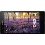 Sony Mobile Xperia Z Smartphone - Wireless LAN - 3G - Bar - Black