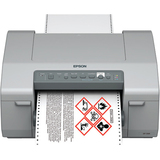Epson ColorWorks C831 Inkjet Printer - Color - Desktop - Label Print C11CC68122