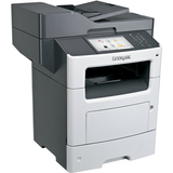 Lexmark MX611DHE Laser Multifunction Printer - Monochrome - Plain Paper Print - Desktop