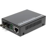 AddOncomputer.com 100Base-TX To 100Base-FX ST MMF 1310nm 2km Media Converter