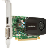 HP Quadro K600 Graphic Card - 1 GB DDR3 SDRAM - PCI Express 2.0 x16 - Half-height C2J92AA