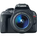 Canon EOS Rebel SL1 18 Megapixel Digital SLR Camera (Body with Lens Kit) - 18 mm - 55 mm