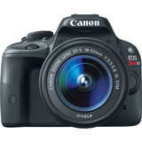 Canon EOS Rebel SL1 18 Megapixel Digital SLR Camera (Body with Lens Ki - 8575B003