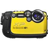 Fujifilm FinePix XP200 16.4 Megapixel Compact Camera - Yellow - 16317405