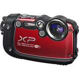 Fujifilm FinePix XP200 16.4 Megapixel Compact Camera - Red - 16317235