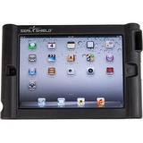 Seal Shield Bumper Case w/ Single Megaphone for iPad 2/New/3 SBUMPERI3