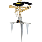 Melnor 9580 Heavy-Duty Triple Spike Pulsating Sprinkler