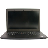 "Lenovo ThinkPad Edge E431 627758U 14"" LED Notebook - Intel - Core i3 i3-3120M 2.5GHz - Matte Black 627758U"