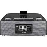 iHome iBT97 Desktop Clock Radio - Stereo iBT97G