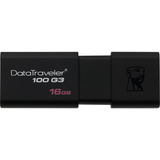 Kingston 16GB DataTraveler 100 G3 USB 3.0 Flash Drive DT100G3/16GBCR