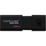 Kingston 32GB DataTraveler 100 G3 USB 3.0 Flash Drive DT100G3/32GBCR