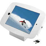 "MacLocks Introducing ""Space"" - The new iPad Enclosure Kiosk - Secures iPad 2,3,4 - White"