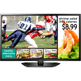 "LG 32"" Class (31.5"" Measured Diagonally) The LG EzSign TV LED Commercial Widescreen"