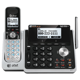 AT&T TL88102 DECT 6.0 1.90 GHz Cordless Phone TL88102