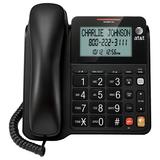AT&T CL2940 Standard Phone - Black CL2940