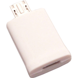 4XEM 5-Pin To 11-Pin Micro USB MHL Adapter For Samsung Galaxy S3 (White)