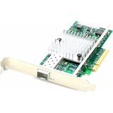 AddOncomputer.com 10 Gigabit Ethernet NIC Card w/1 Open SFP+ Slot PCIe x8