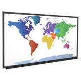 "Da-Lite IDEA Screen Projection Screen - 68"" - 16:10 - Wall Mount 71838"