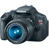 Canon EOS Rebel T3i 18 Megapixel Digital SLR Camera (Body with Lens Kit) - 18 mm - 55 mm 5169B004