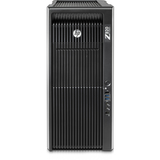 HP Z820 Convertible Mini-tower Workstation - 1 x Intel Xeon E5-2643 3.30 GHz E2A27UT#ABA