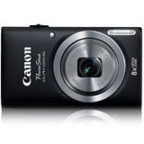 Canon PowerShot 120 IS 16 Megapixel Compact Camera - Black 8232B002