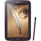 "Samsung Galaxy Note GT-N5110 16 GB Tablet - 8"" - Samsung Exynos 1.60 GHz - Brown, Black"