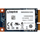 Kingston SSDNow mS200 120 GB Internal Solid State Drive SMS200S3/120G