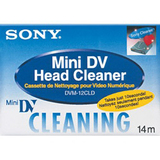 Sony MiniDV Head Cleaner