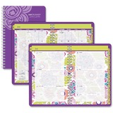 At-A-Glance Good Vibrations Weekly/Monthly Desk Planner AAG620200A