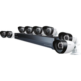 Samsung SDH-P5080 16 Channel HDTV Hybrid DVR Security System - SDHP5080