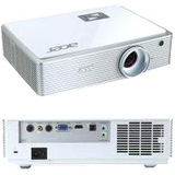Acer K520 3D Ready DLP Projector - HDTV - 4:3 MR.JES11.009