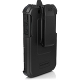 Ballistic Hard Core Carrying Case (Holster) for iPhone - Black