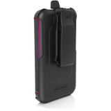Ballistic Every1 Carrying Case (Holster) for iPhone - Raspberry, Charcoal